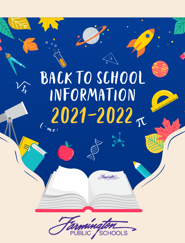 Information for the 2021-2022 School Year