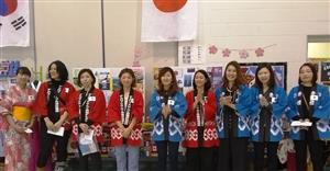 4th Annual Adult ESL Cultural Thanksgiving Day Celebration--Japan