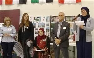 4th Annual Adult ESL Cultural Thanksgiving Day Celebration--Lebanon/Syria/Palestine