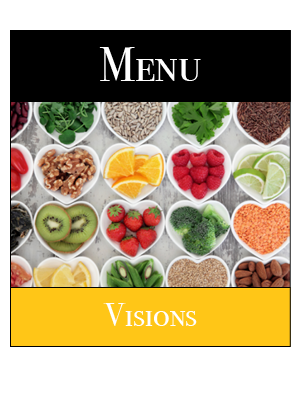 Visions Lunch Menu
