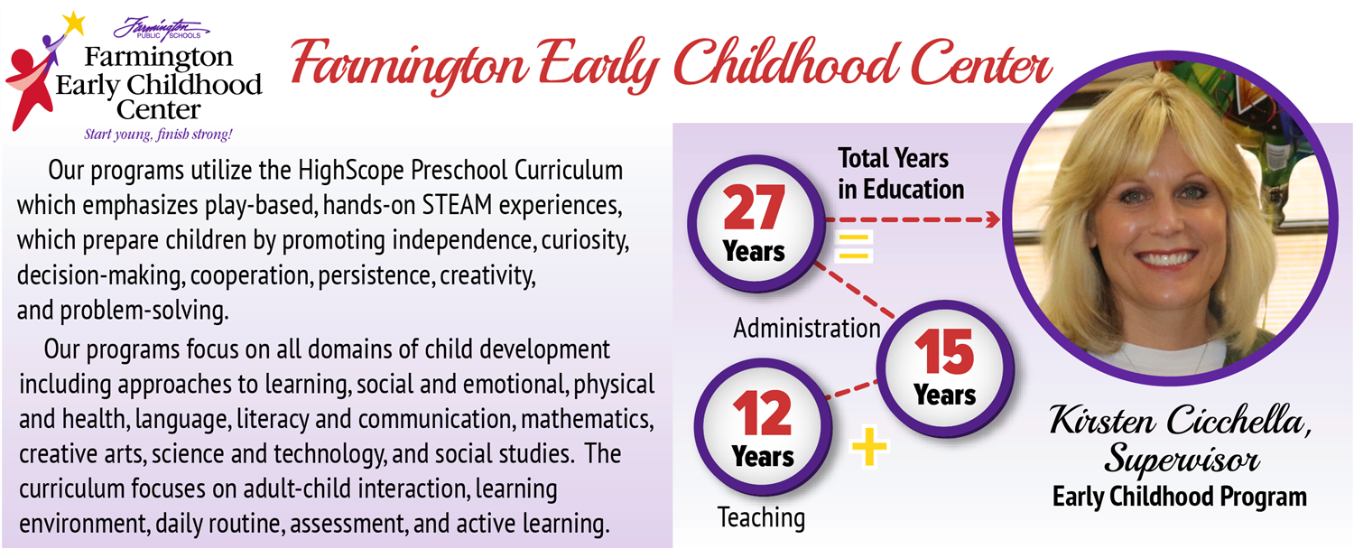 Early Childhood Infographic